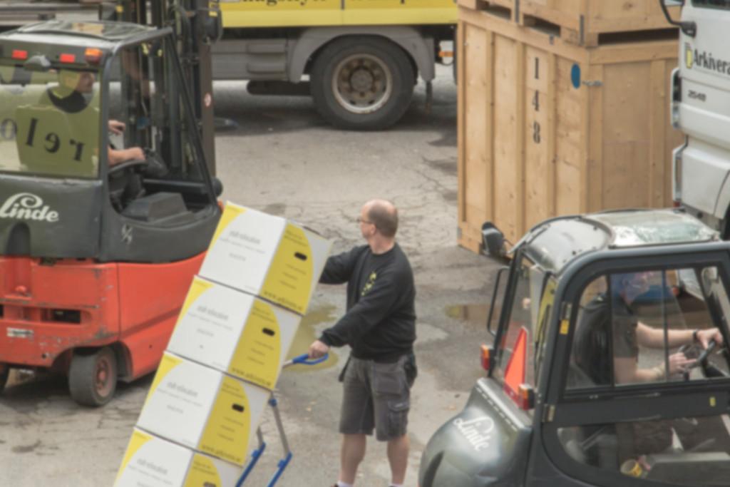 Moving Company Stockholm